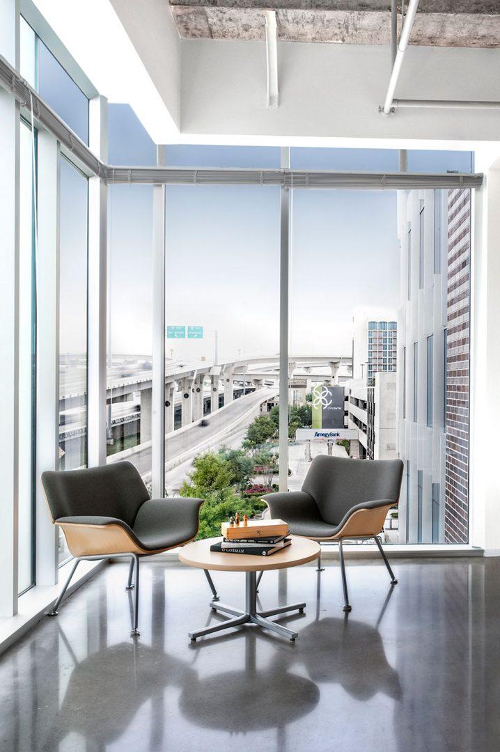 Corporate Interior Design City Center Houston Cargill Informal Meeting for 2