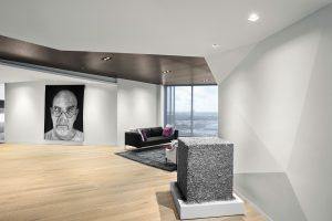 HOUSTON Corporate Interior Design Lobby