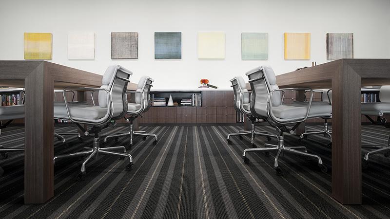 Corporate Interior Design Hedge Fund Library