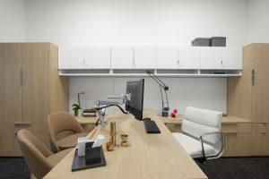 Corporate Interior Design Hedge Fund Private Office
