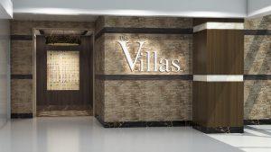 Hospitality Architecture Interior Design Golden Nugget Atlantic City Villa Elevator Lobby