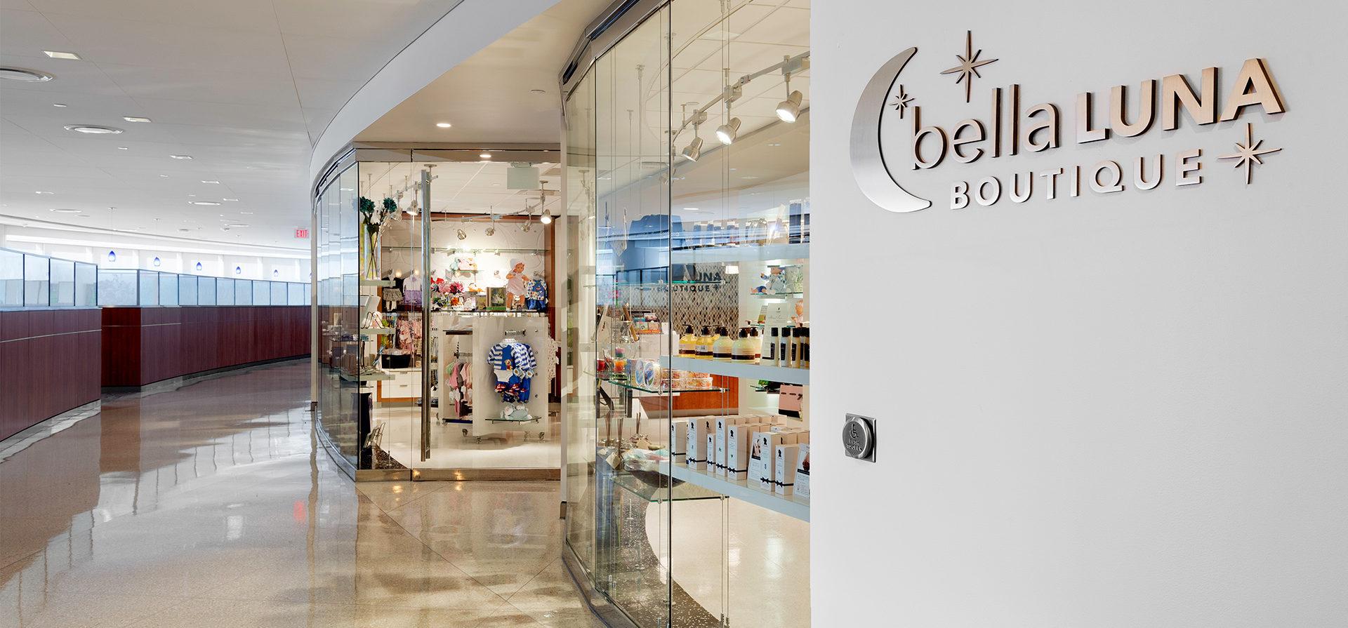 TCH Pavilion for Women Retail