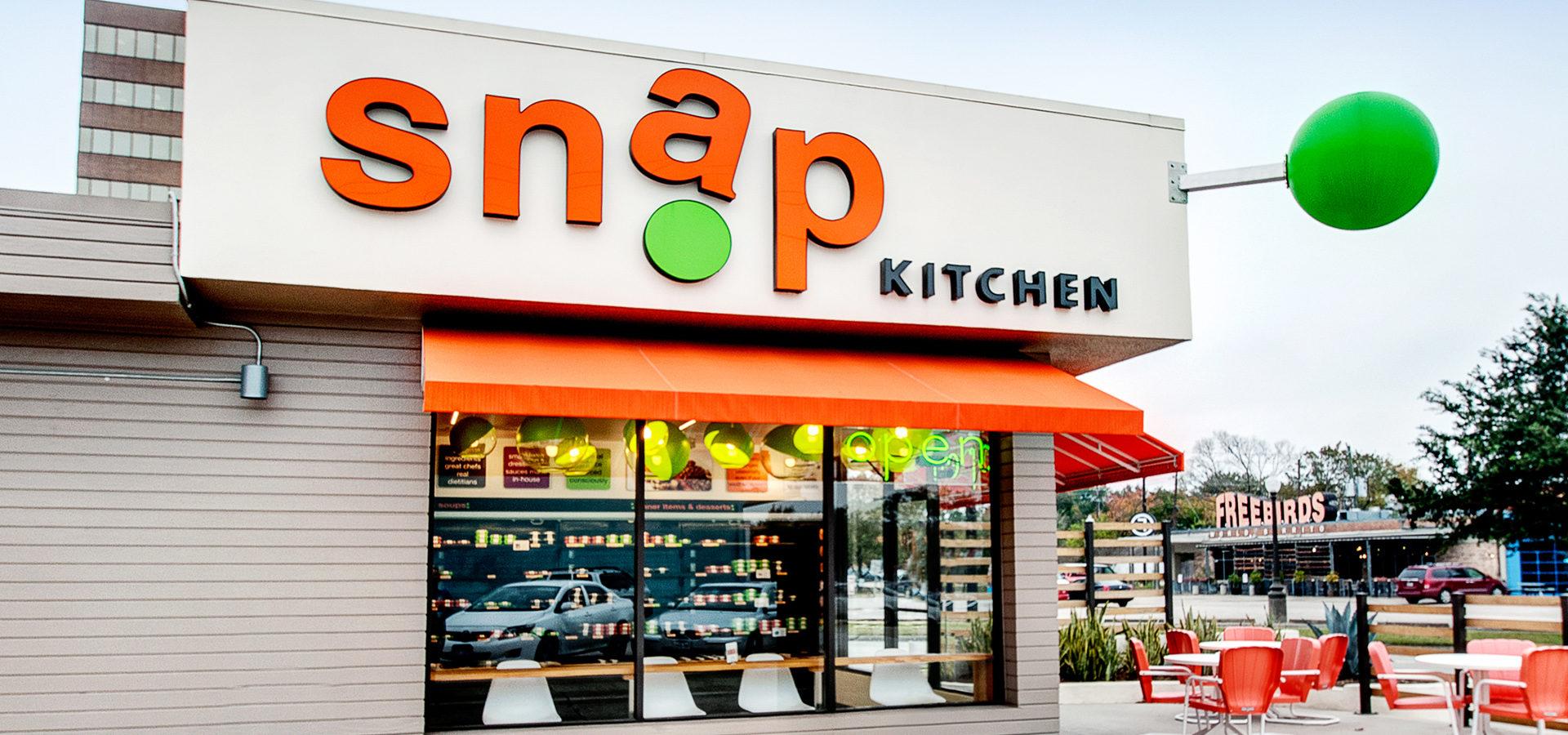 snap kitchen - Snap Kitchen