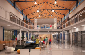 Coworking Space Houston Mixed-Use Space