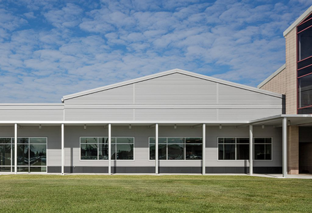Wharton County Junior College: Technical Wing at Richmond Campus