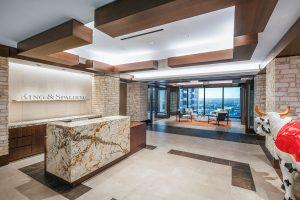 Corporate Law Interior Design Law Office Reception