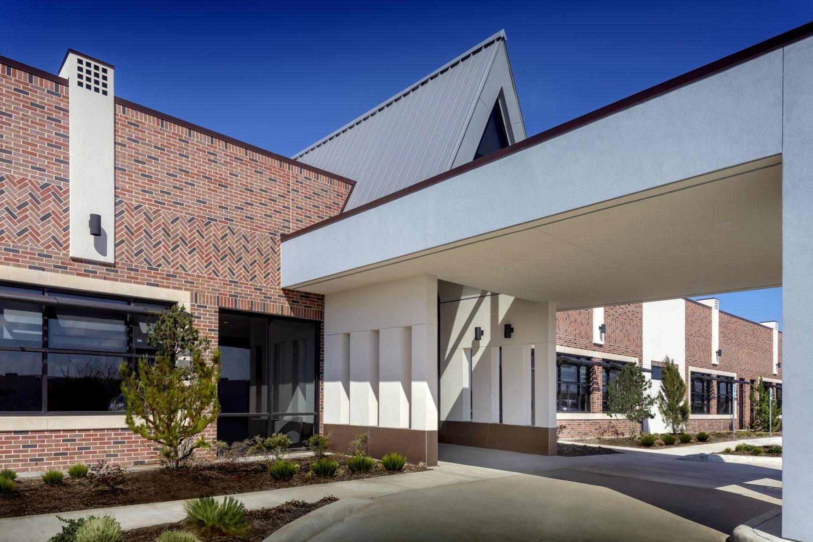 Petite Maison Montessori School Exterior Architecture Design Detail