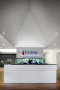 Petite Maison Montessori School Reception Area Design