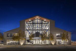 THE CANNON HOUSTON Architecture Multi Use Transformed Warehouse