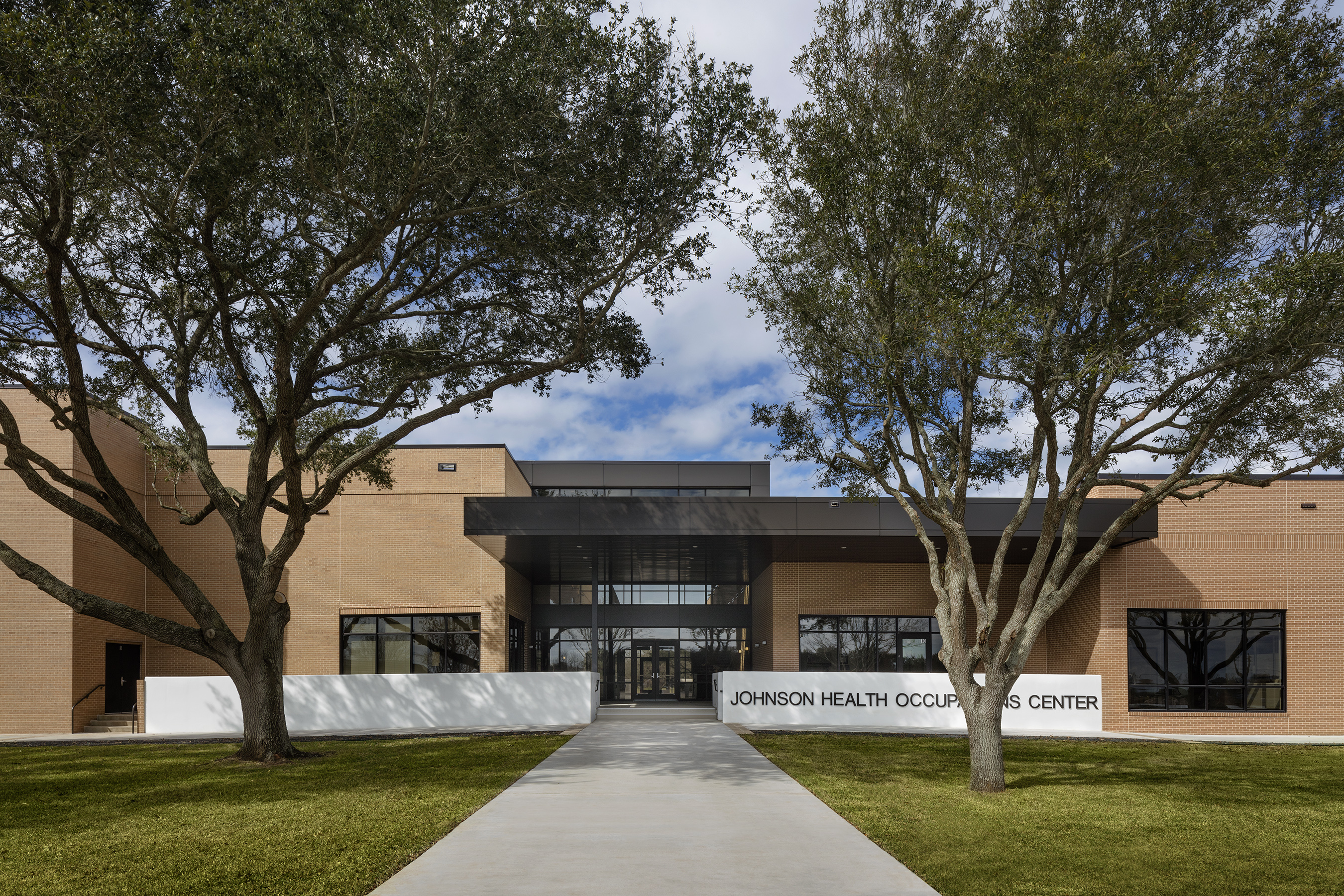 Wharton County Junior College: Johnson Health Occupations Center