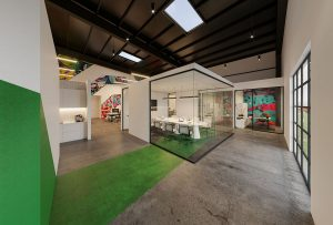 Advertising Agency Creative Production Space the Armory Austin