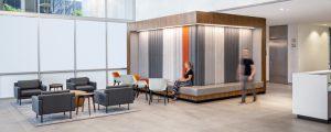 US Bank Lobby Renovation