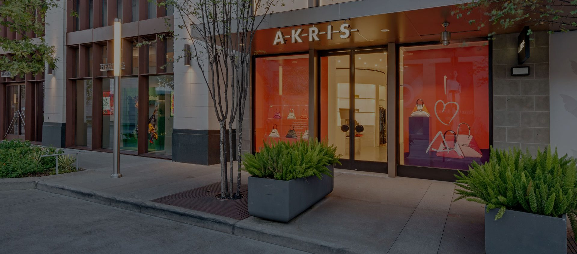 Akris Elevates the Shopping Experience