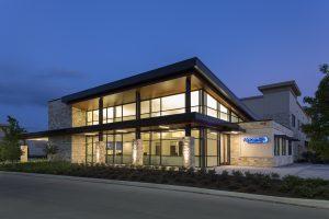 Commercial Financial Retail Design Mercantil Commercebank The Woodlands Custom Flagship