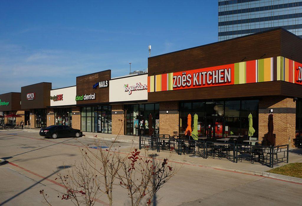 2500 CityWest Retail Shopping Center