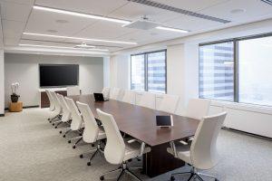 Centennial Resource Development Executive Conference Room