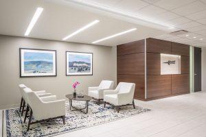 Centennial Resource Development Denver Seating Area