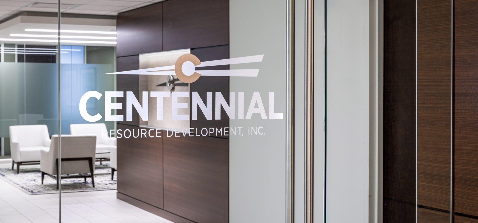Centennial Resource Development