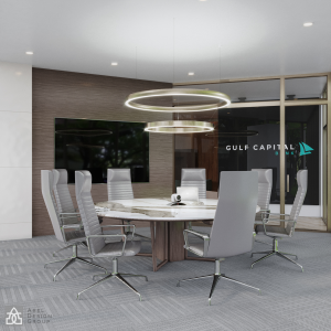 houston bank conference room