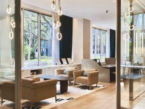 Bank Lobby Design Houston Project Gulf Capital Bank