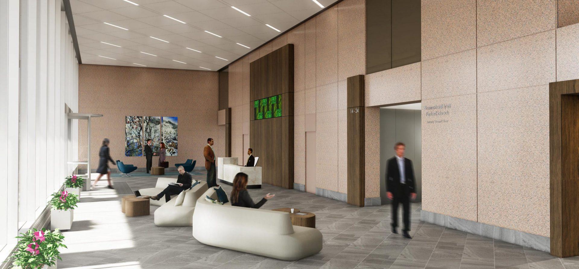 410 17th St Lobby & Amenity Center