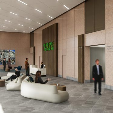 410 17th St Lobby & Amenity Center