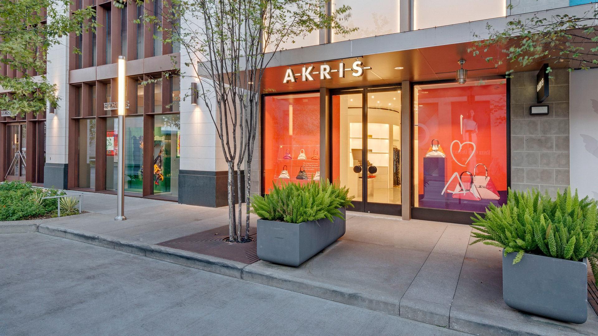 Commercial Retail Interior Design Houston Storefront