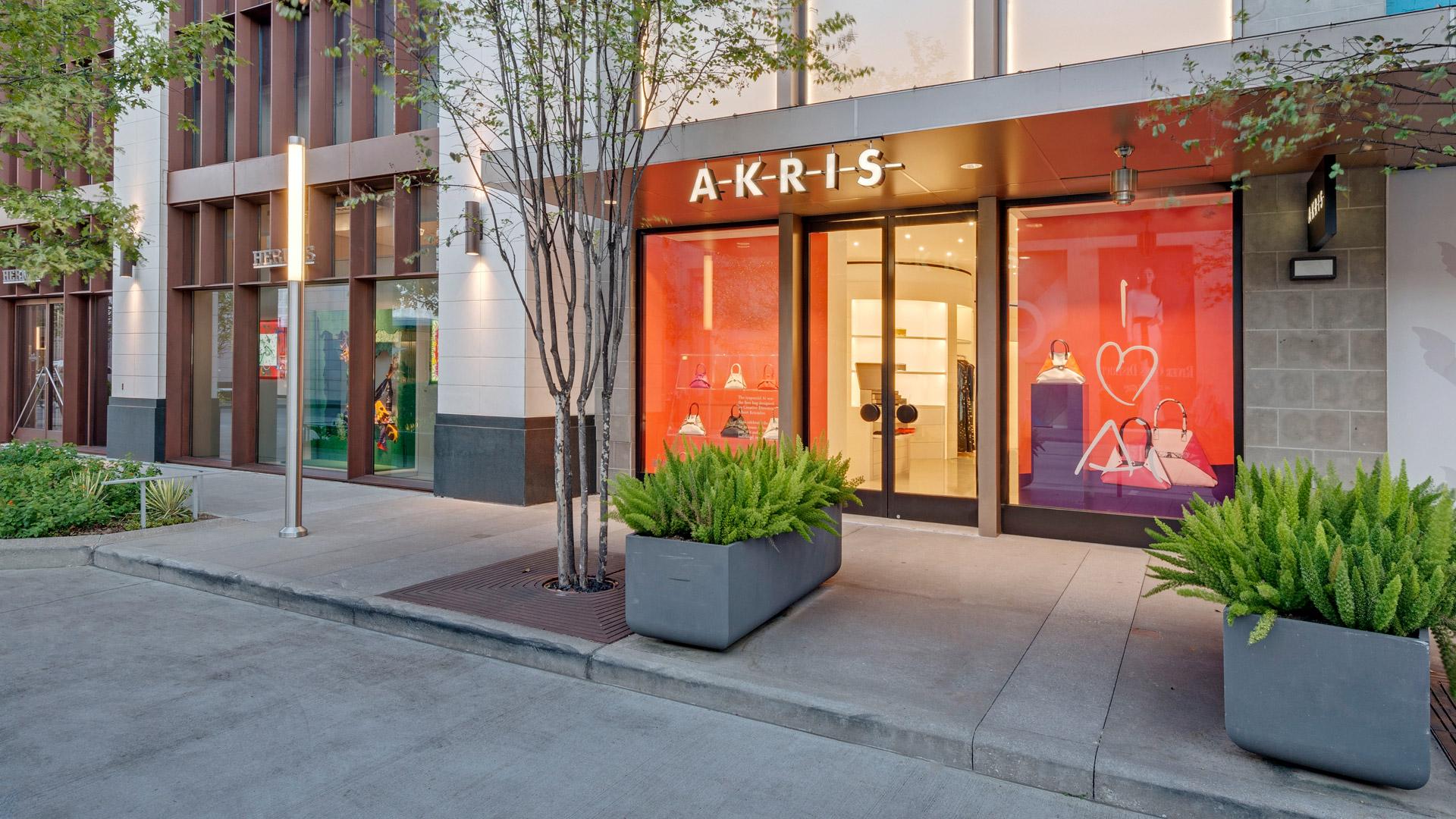 Commercial Retail Interior Design Houston Storefront