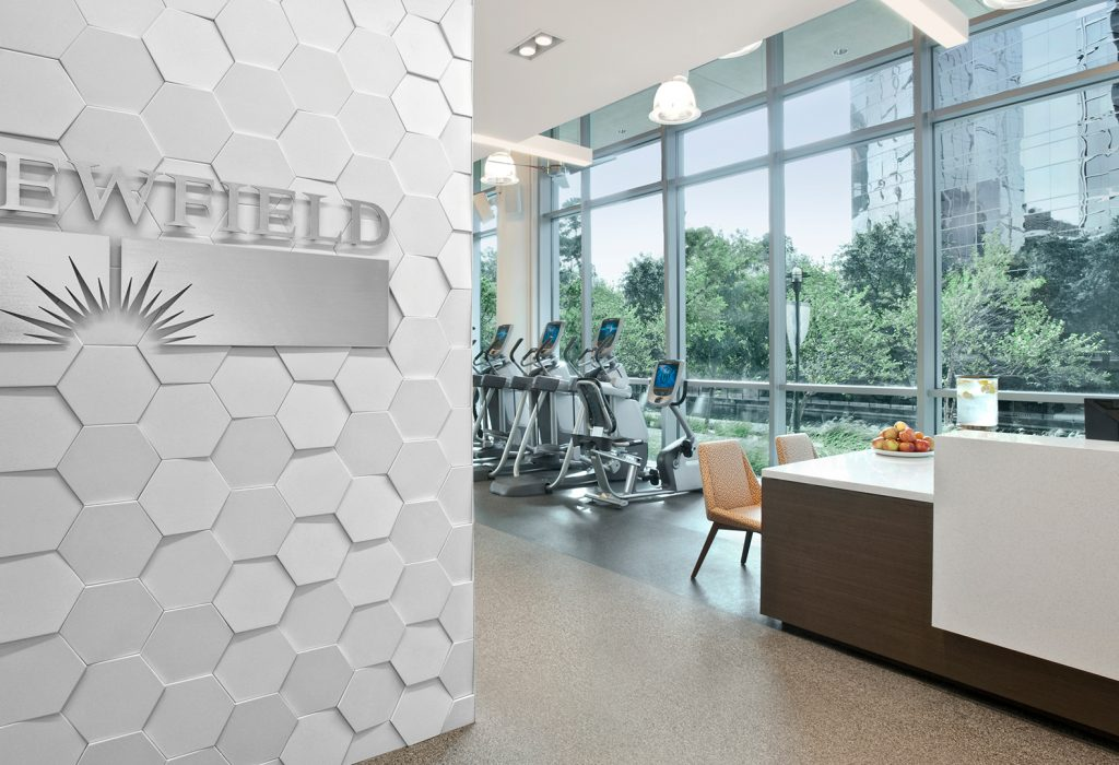 Newfield Exploration Fitness Center