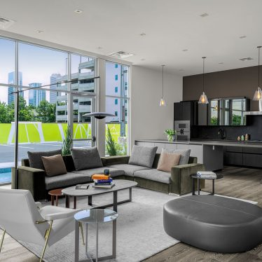 The Residences at The Allen Sales Gallery