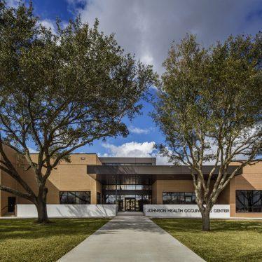 Wharton County Junior College: Johnson Health Occupations Center