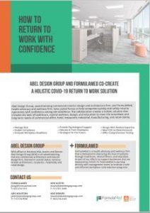 ADG+FormulaMed COVID-19 Solutions