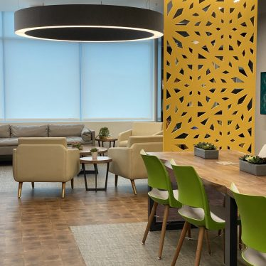 Greenhouse Medical Lounge
