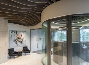 Dynamis Power Solutions Corporate Interior Design Server Room