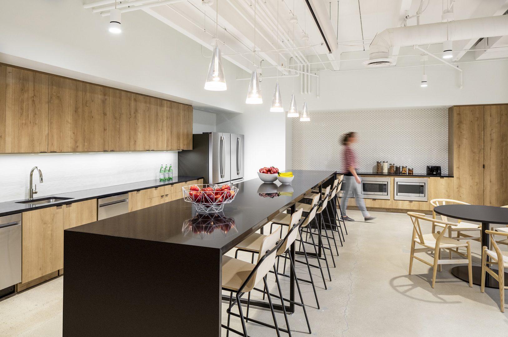 POINTSBET Corporate Interior Design Break Room Design
