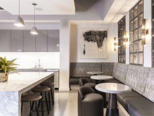 BEUSA EVOLUTION WELL SERVICES HOUSTON Corporate Break Room Design