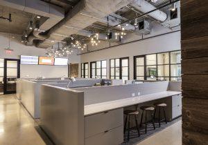 BEUSA EVOLUTION WELL SERVICES HOUSTON Corporate Interior Design Open-Office