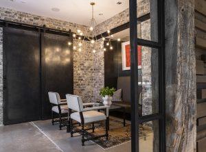 BEUSA EVOLUTION WELL SERVICES HOUSTON Corporate Interior Design Reception