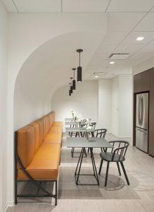 OCI METHANOL Break Room Design