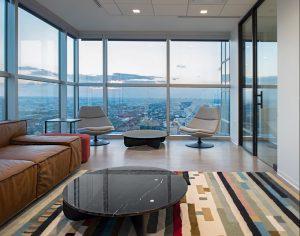 OCI METHANOL Lounge Design