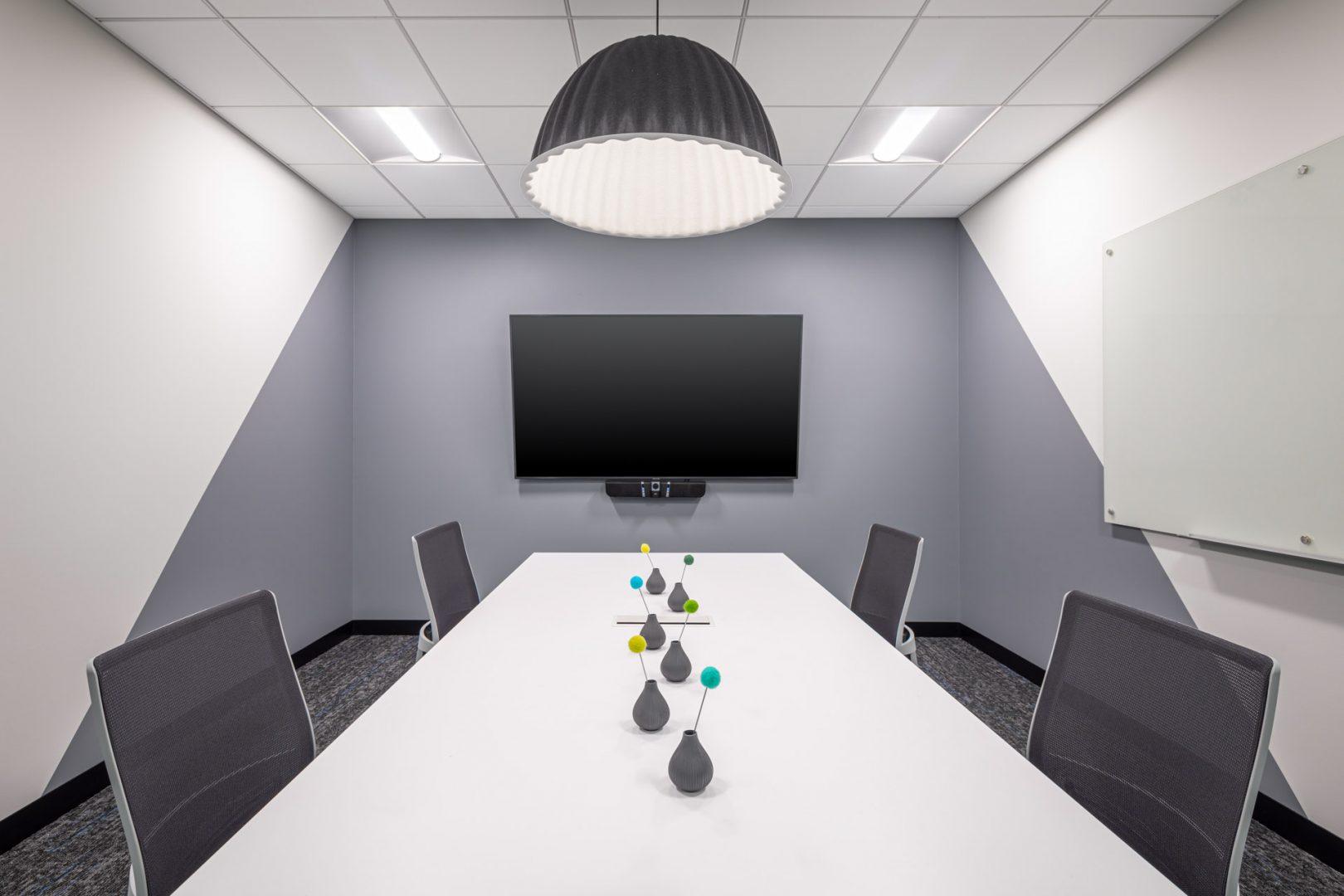 conference room design Gorilla Logic Denver office