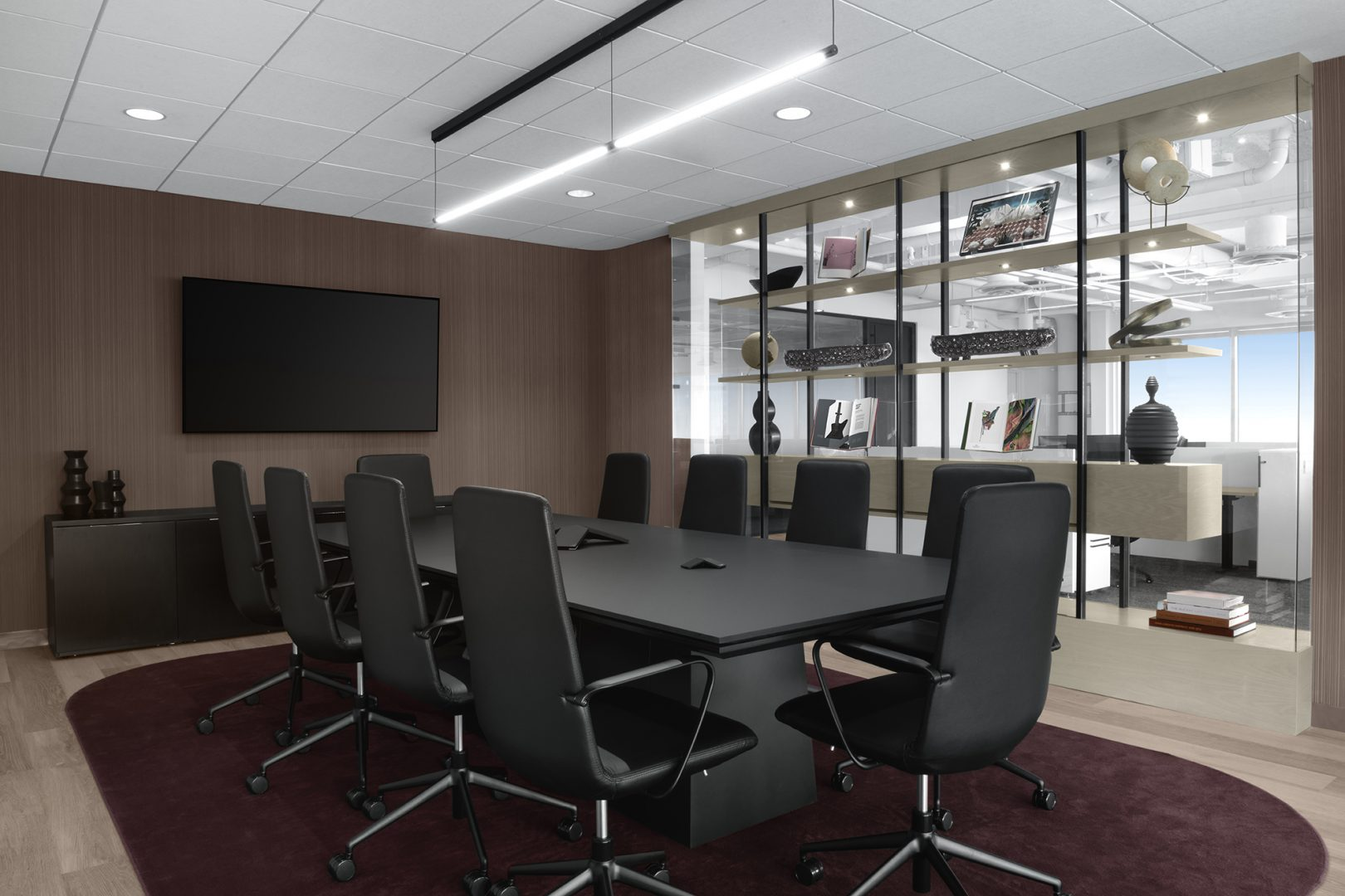 Corporate Conference Room Design Austin