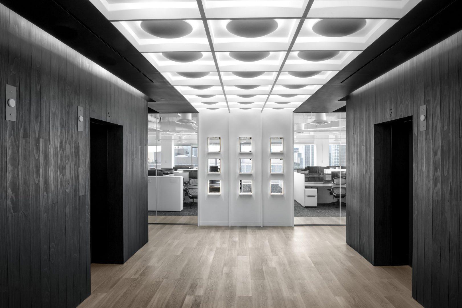 Corporate Elevator Lobby Design Austin
