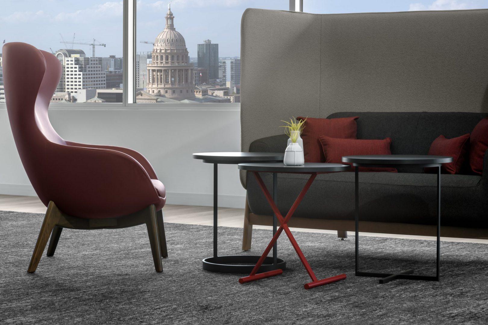 Corporate Office Design Austin Artisan Furniture