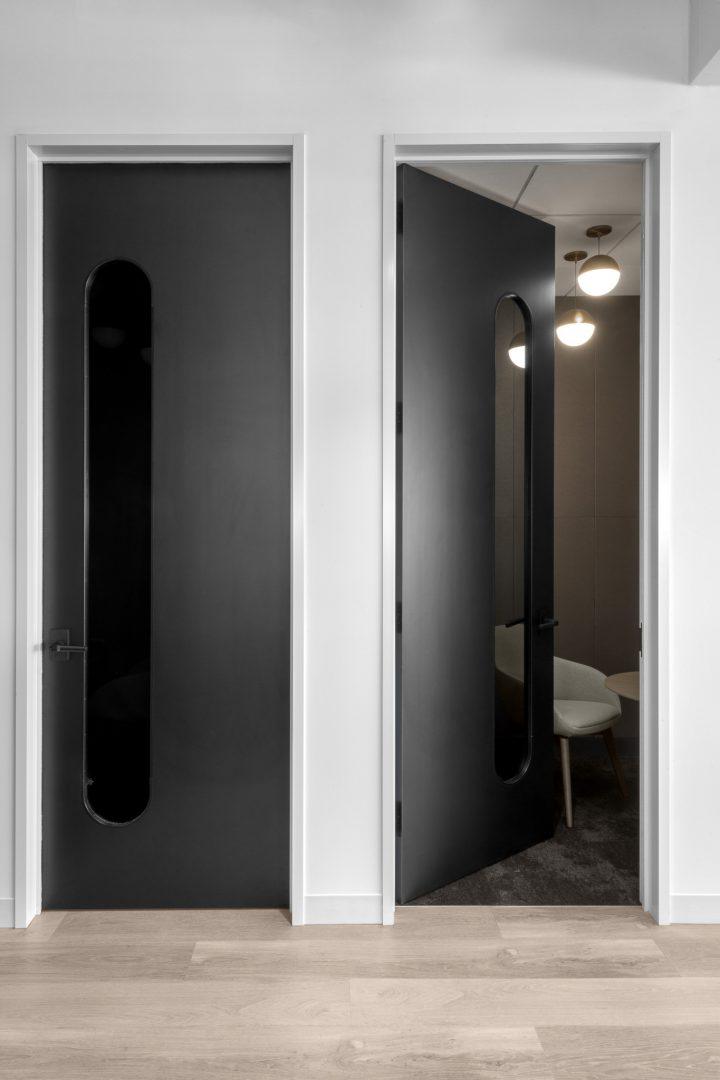 Corporate Phone Room Design Austin