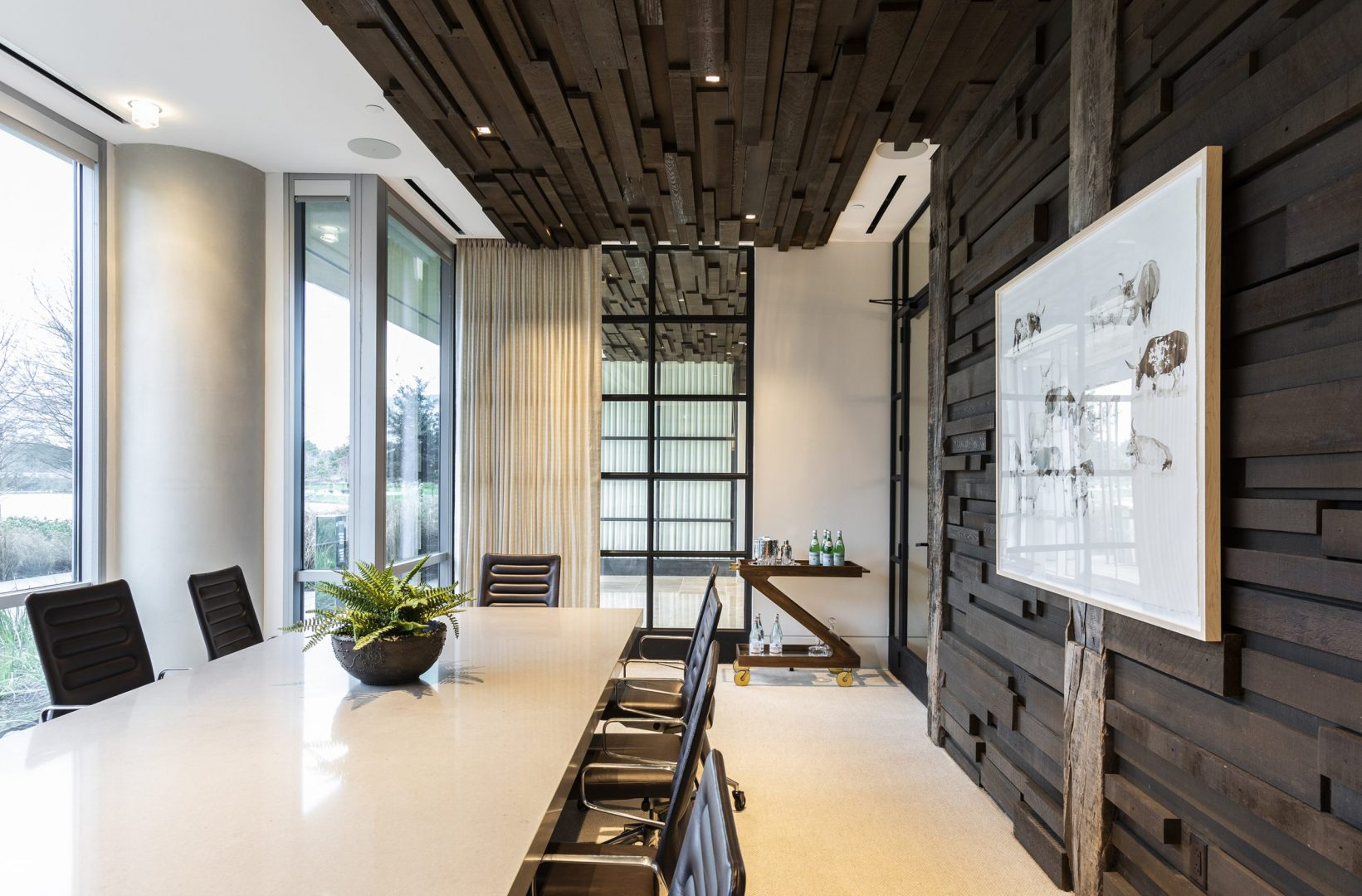 BEUSA Energy Corporate Interior Design Board Room Low Res