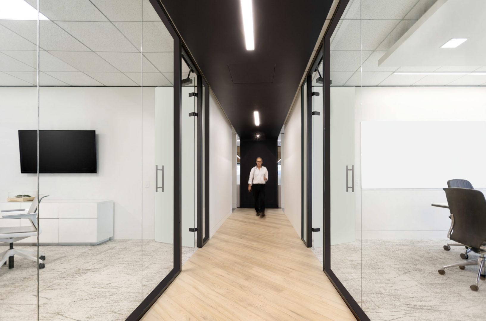 Abel Design Group corridor
