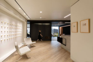 Abel Design Group Reception Area Design