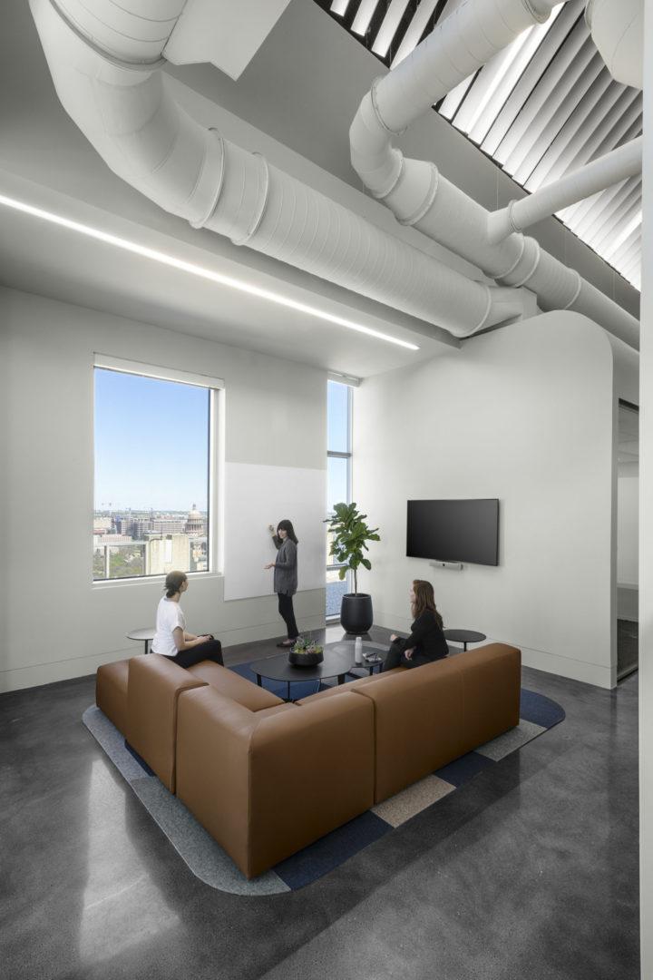 Collaboration Area Design Austin Texas