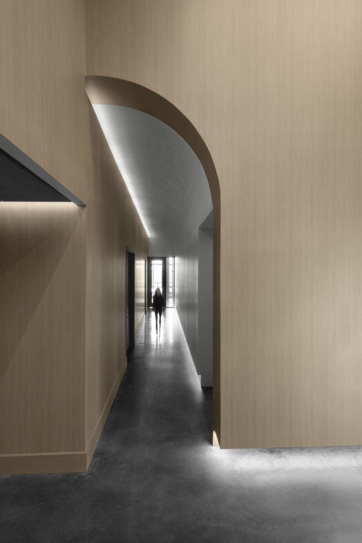 Corridor Archway Design